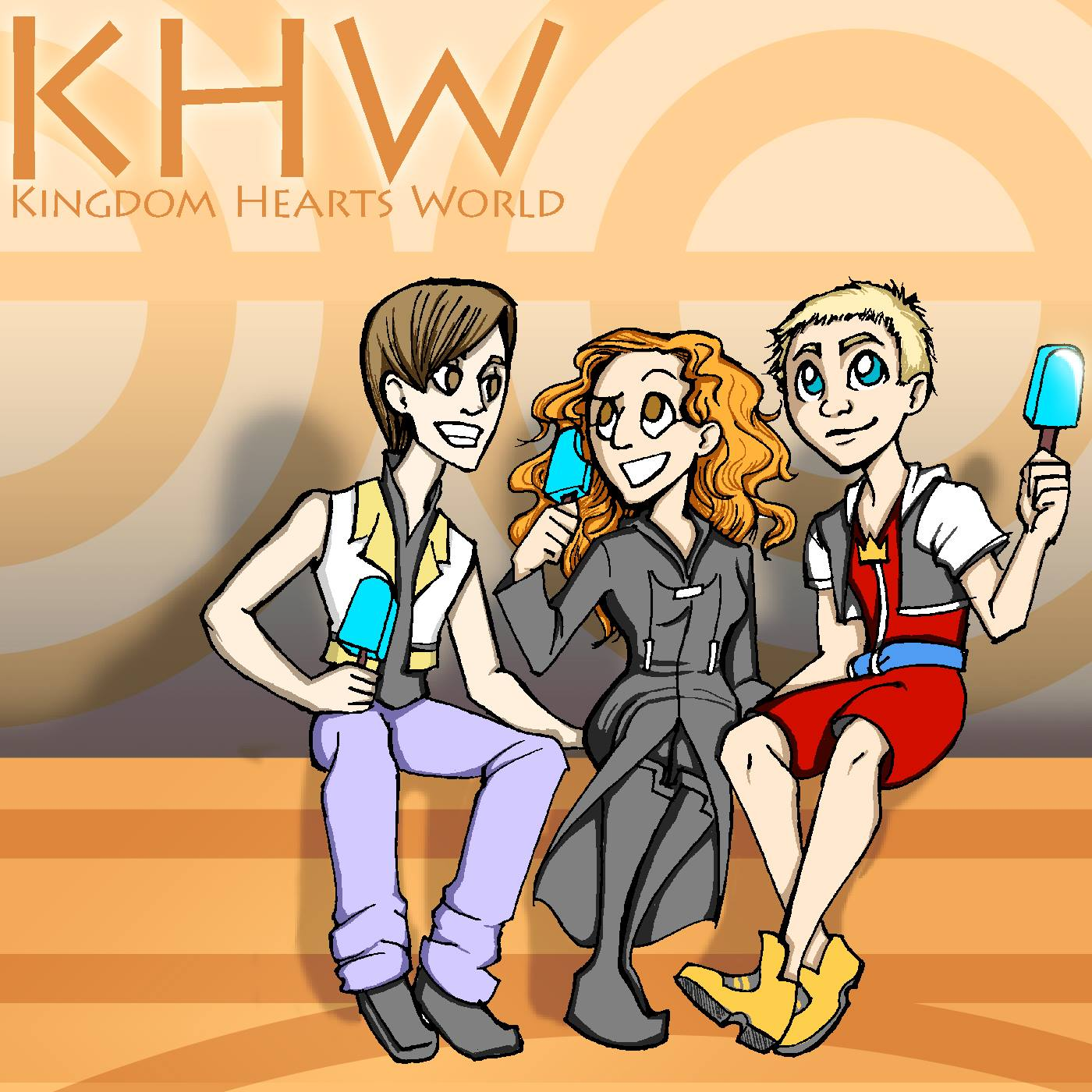 KHW: The Kingdom Hearts World Podcast